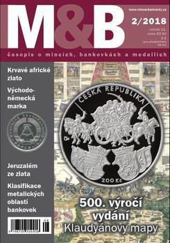 časopis Mince a bankovky č.2 rok 2018