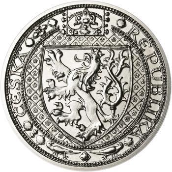 Lev a Orlice - stříbro malá b.k. - 1