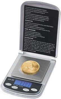 Digitální váhy DW2 0,1 - 500 g (LIBRA 500)