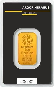 Argor-Heraeus SA 10 gram - 1