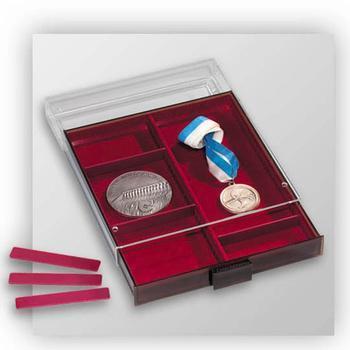 Mincovní kazeta - variabilní přihrádky MB XL VARIO - 1