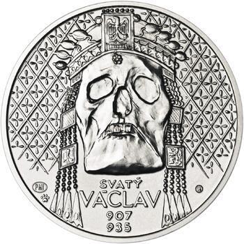 Relikvie Sv. Václava - vzor 2 - Ag malá b.k. - 1