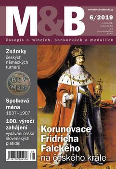 časopis Mince a bankovky č.6 rok 2019