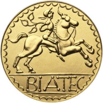 Biatec - 5 dukát Au b.k. - 1