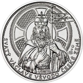 2013 - b.k. - Svatováclavské dukáty - 5 dukát Ag - 1