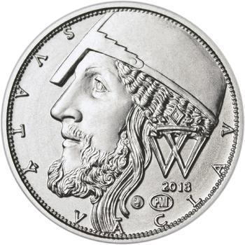 2013 - b.k. - Svatováclavské dukáty - 1 dukát Ag - 1