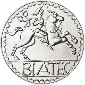 Biatec - 1 dukát Ag b.k. - 1