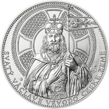 2014 - b.k. - Svatováclavské dukáty - 10 dukát Ag - 1