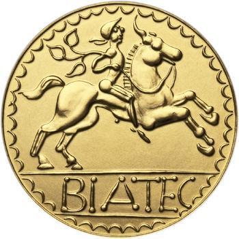 Biatec - 1 dukát Au b.k. - 1