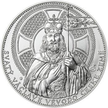 2014 - b.k. - Svatováclavské dukáty - 5 dukát Ag - 1