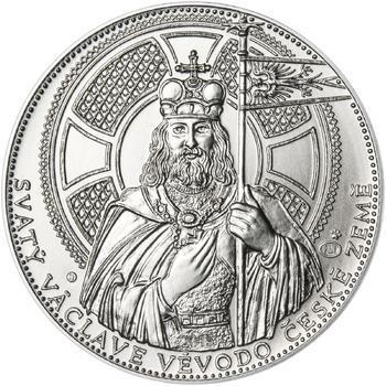 2015 - b.k. - Svatováclavské dukáty - 10 dukát Ag - 1