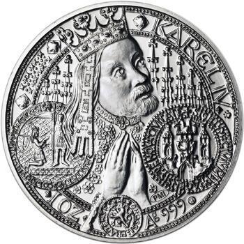 Nejkrásnější medailon - Nové Město pražské b.k. - 1