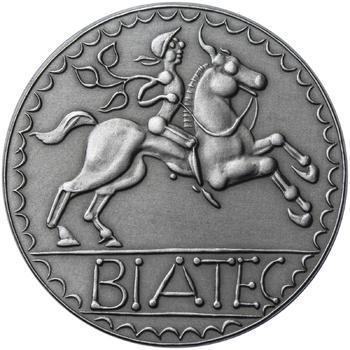 Biatec - 1 dukát Ag patina - 1