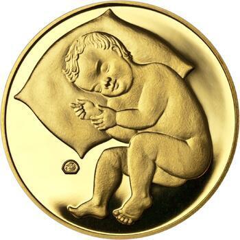 2010 - Dukát k narodeniu dieťaťa, 2010 - Dukát k narodeniu dieťaťa - 1