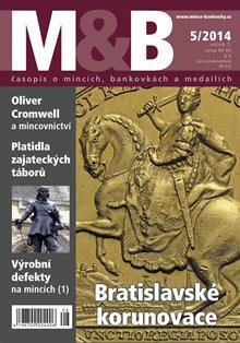 časopis Mince a bankovky č.5 rok 2014