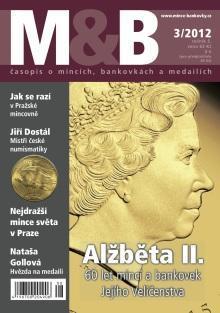 časopis Mince a bankovky č.3 rok 2012