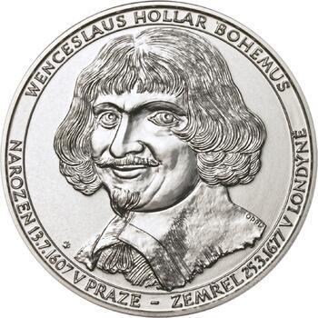 b.k. - 400 let od narození Václava Hollara a 330 let od jeho úmrtí - 1