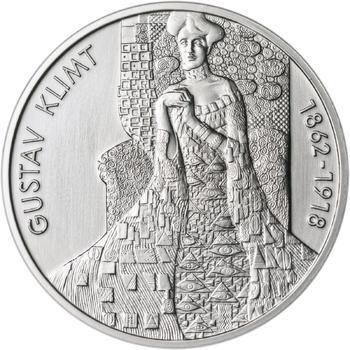 Gustav Klimt - stříbro b.k. - 1
