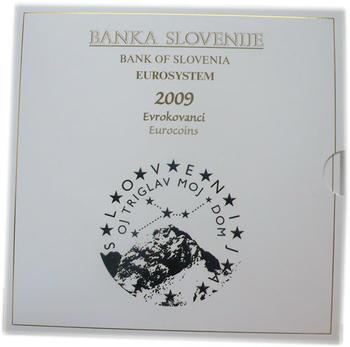 Oběhové mince Slovinsko 2009 Unc. - 1