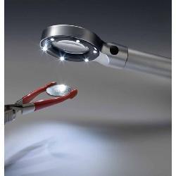 Lupa s LED diodami - 1
