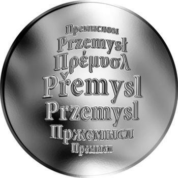Česká jména - Přemysl - stříbrná medaile - 1