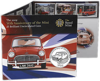 2009 50th Ann. of the Mini B.U. - Cu/Ni
