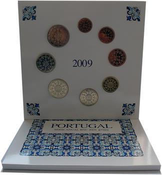 Sada mincí Portugalsko 2009 Unc - 1