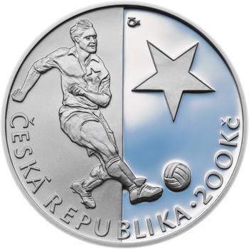 Mince ČNB - 2013 Proof - 200 Kč Josef Bican - 1