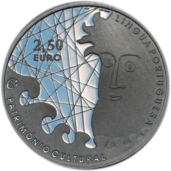 2009 Europa Star - Portuguese Language Ag Proof - 1
