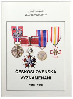 Vyznamenání I. díl 1918- 1948