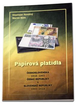Papírová platidla, ČSR, ČR a SR 1918-2014