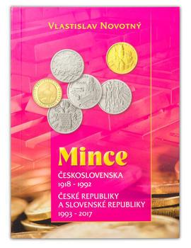 Katalog mincí Československa, ČR a SR 1918-2017