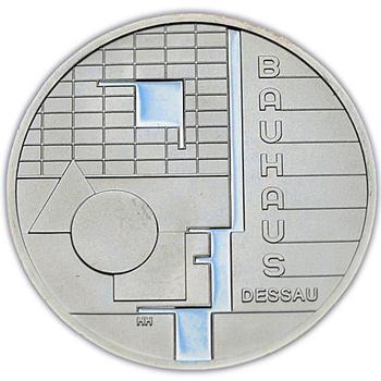 2004 Bauhaus Design Silver Proof  - 1