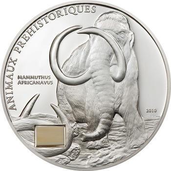 2010 COTE D´IVORE - Mammuthus Africanavus Ag - 1