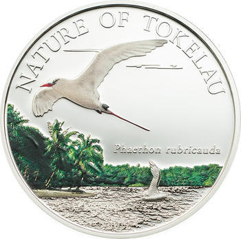 2012 Nature of Tokelau - Tropicbird - Tokelau Ag - 1