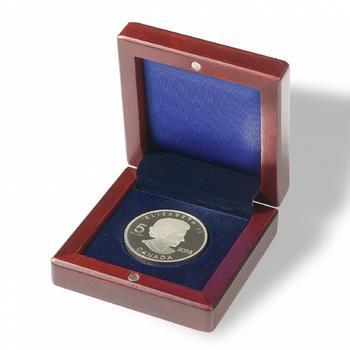 Dárkové dřevěné etue na mince HM ETUI 21