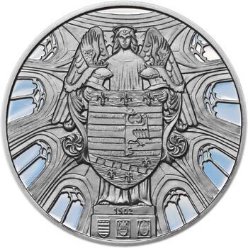 Košice - stříbro 1 Oz Proof - 2