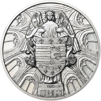 Košice - stříbro 1 Oz b.k. - 2