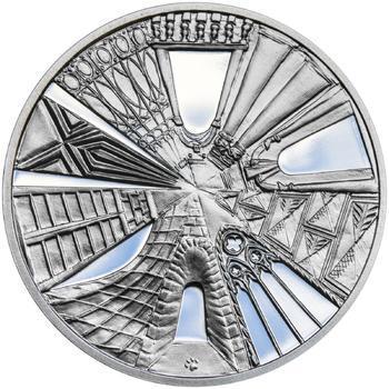 Praha - stříbro 1 Oz Proof - 2
