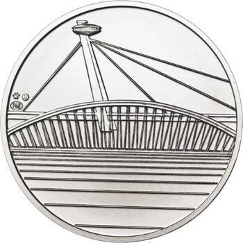 Bratislava - stříbro 1 Oz b.k. - 2