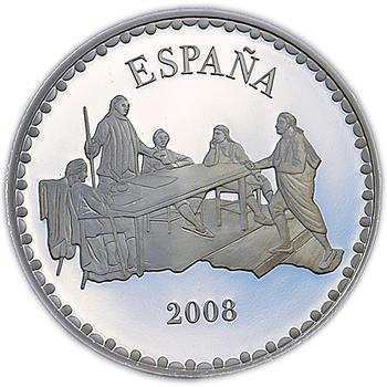 2008 Edict of the Mayors of Móstoles Proof  - 2