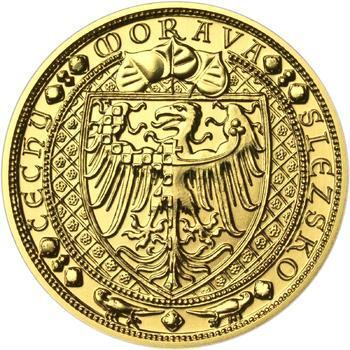 Lev a Orlice - zlato 1 Oz b.k. - 2