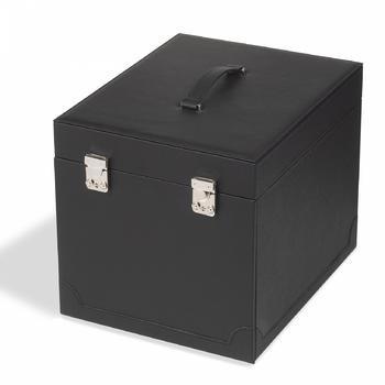 Mincovní koženkový kufřík - 2