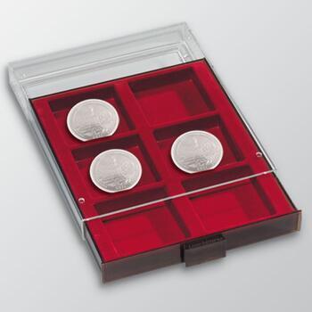 Mincovní kazeta 6 přihrádek MB XL 6 - 2