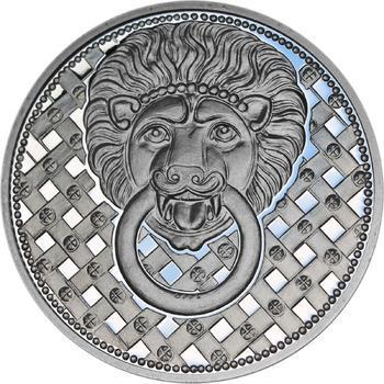 1100. výročí narození sv. Václava - stříbro 1 Oz Proof - 2