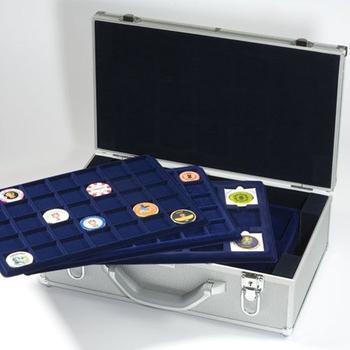 Přenosný kufřík na mince - prázdný KO6LEER - 2
