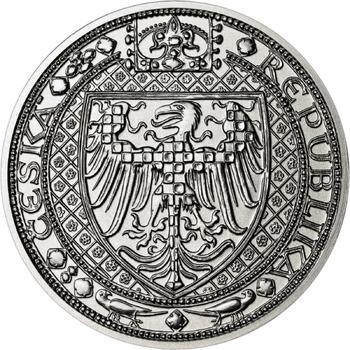 Nejkrásnější medailon III. - Císař a král Ag b.k. - 2