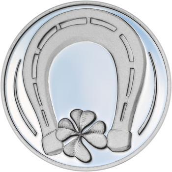 Medaile štěstí - Stříbro - 2