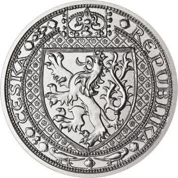 Nejkrásnější medailon II. - Královská pečeť b.k. - 2