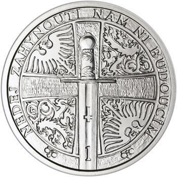2013 - b.k. - Svatováclavské dukáty - 1 dukát Ag - 2